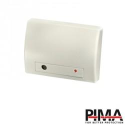Detector inalámbrico de rotura de cristal y vidrio PIMA