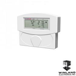 Detector de Temperatura y humedad con accesorio