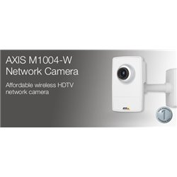 Axis M1004-W Camara de red HDTV inalámbrica