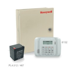 Panel de Alarma Residencial / Comercial VISTA 21IP