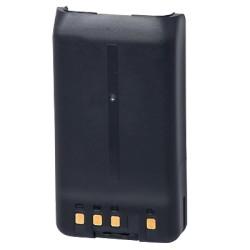 Batería de Li-lon 2000 mAh. Para portátiles KENWOOD: TK2140/3140, TK2160/3160, TK2360/3360, TK2170/3170.