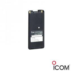 Batería Ni-Cd 600 mAh 7.2 V. Para Radios F3GS/3GT, F4GS/4GT, F30GS/30GT, F40GS/40GT, F11/11S, F21/21S.