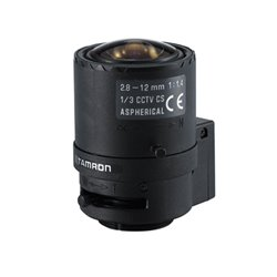 TAMRON 13VG2812AS- LENTE JAPONES AUTOIRIS DC VARIFOCAL DE 2.8 A 12MM
