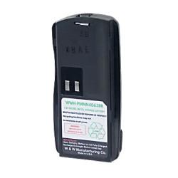 Batería de Ni-MH, 2000 mAh para Radios Portátiles MOTOROLA PRO2150.