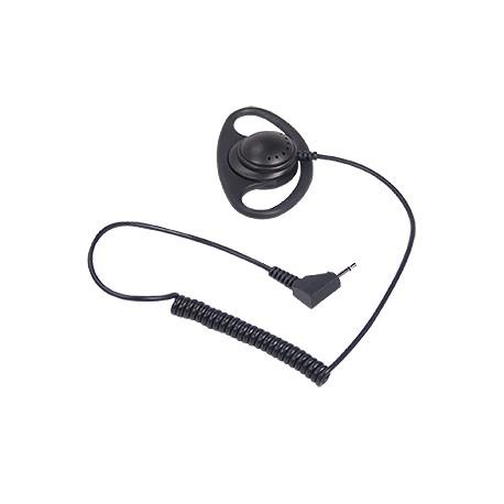 Audífono en forma de Anillo solo para escuchar con conector de 3.5 mm