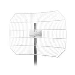 AirGrid M2 AirMax con antena de rejilla de 16 dBi, 802.11b/g/n (2.4 GHz).