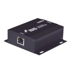 Extensor DirectIP 100m PoE 802.3af de 1 Puerto 10/100 Mbps.