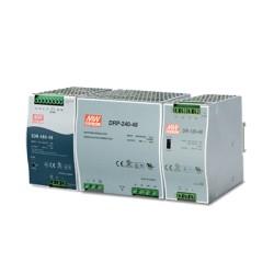 Fuente de poder industrial riel DIN 48VCD 120W