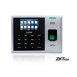 ASISTENCIA ZK UA300 BIOM+TECL COM:IP+USB 3000HUELLAS