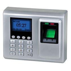 ZK F702 - CONTROL DE ACCESO PROFESIONAL / IP54/ 1500 HUELLAS/ 50000 REGISTROS/ TCPIP/ POE