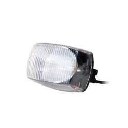 Luz Estroboscópica Frontal para Motocicletas. Color Claro