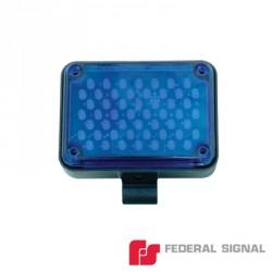 Luz LED para Parrilla en Color Azul. 12 Vcd.