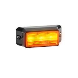 Luz auxiliar IMPAXX de 3 LEDS. Color Ámbar.