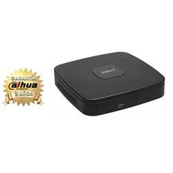 DAHUA DVR5104CN- DVR 4 CANALES FULL D1/ NEGRO/ H264/ 120 IPS/ HDMI&VGA&BNC/ USB/ INTERFAZ SATA/ DDNS PROPIO/ CANAL 0 [DAD073006]