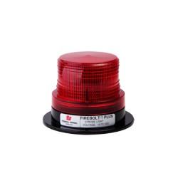 Estrobo FIREBOLT PLUS. Con tubo de reemplazo, Color Rojo.