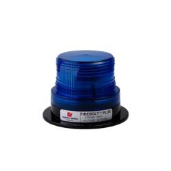 Estrobo FIREBOLT PLUS, 12-72 Vcd (2 Joules). Con tubo de reemplazo, Color Azul.