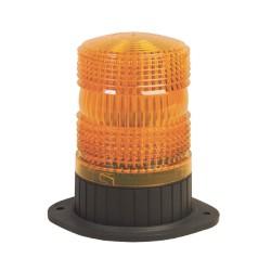 Estrobo Renegade, Color Ámbar, con Montaje Magnético y Conector para Encendedor de Vehícular.