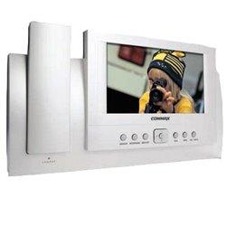 COMMAX aCDV73BE- MONITOR LED COLOR 7 PULGADAS/ SOPORTA 2 FRENTES CALLE/ AURICULAR/ APERTURA DE PUERTA