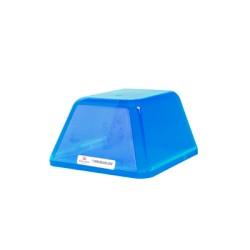 Domo de reemplazo lado izquierdo para TURBOBEAM , color Azul.