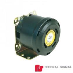 Sirena Preventiva, 12 - 48 Vcd, 97 dB, Dos Tonos, Montaje Universal.