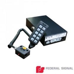 Sistema de Sirena y Caja de Switches a Control Remoto 100 Watts de Potencia.