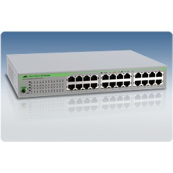 24 PORT 10/100 FAST ETHERNET UNMANAGED SWITCH