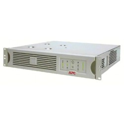 SMART-UPS 2200VA/1980W, 120V CONECT USB & SERIAL, ACCESO FRONTAL, ADMINISTRABLE EN RED, LINEA INTERACTIVA. RACK (2U)