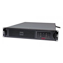 SMART-UPS 3000VA/2700W, 120V CONECTIVIDAD USB & SERIAL, ACCESO FRONTAL, ADMINISTRABLE EN RED, LINEA INTERACTIVA RACK (2U)
