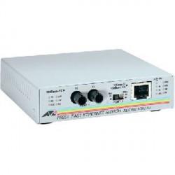 10/100TX TO 100FX(ST) MULTI-MODE FIBER, STANDALONE MEDIA CONVERTER