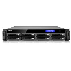 QNAP VS8124URPPRO- NVR STANDALONE BASADO EN LINUX/ 24 CANALES VIDEO IP/ H264/ SALIDA VGA/ INTERFAZ SATA