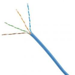 NetKey Copper Cable, Cat 5e, 4-PR, 24 AWG, UTP, CMR, Intl Gray, 1000ft/305m