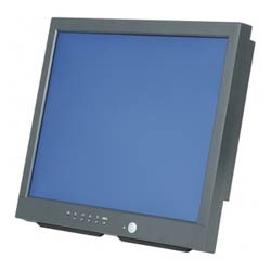 "15"" ACTIVE TFT LCD MONITOR COLOR, SXGA INPUT, SPEAKERS 1280X1024 RESOLUTION"