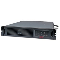 SMART-UPS 3000VA/2700W, 120V . CONECTIVIDAD USB & SERIAL, ACCESO FRONTAL, ADMINISTRABLE EN RED, LINEA INTERACTIVA. TORRE, NEGRO