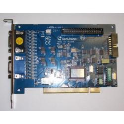 GEOVISION GV600B-8CH- TARJETA CAPTURADORA 8 CANALES DE VIDEO&1 CANAL DE AUDIO/ 30FPS/ COMPRESION GEO H264/ PUERTO PCI-EX