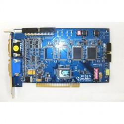 GEOVISION GV650D8- TARJETA CAPTURADORA 8 CANALES DE VIDEO/ 60FPS /MPEG4/2 CANALES DE AUDIO