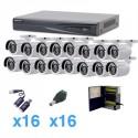 Sistema TURBOHD 1080P, 8 B8TURBOX