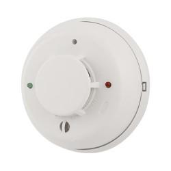 Detector Dual Humo/Temperatura de 4 hilos con Relevador