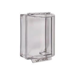 Cubierta Universal Transparente, sin Sirena para Estaciones de Jalón
