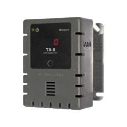 Detector, Controlador y Transductor de Amoníaco
