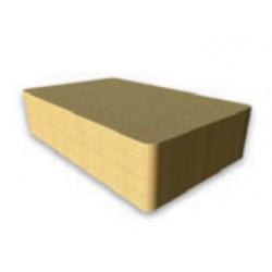 Tarjetas PVC Doradas I02644