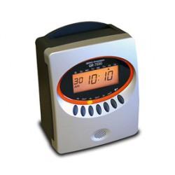 Reloj Checador Electronico QR-7550