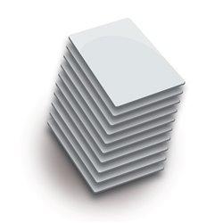 ZK MIFARECARD- PAQUETE DE 50 TARJETAS MIFARE RFID A 13.56MHZ DE PVC IMPRIMIBLES