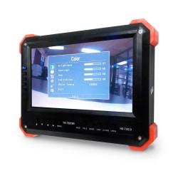 Probador de video TurboHD(HD-TVI), HDMI, VGA y analógico, soporte PTZ en TurboHD