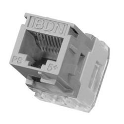 BELDEN/CDT ax101046 1-port mod jack 8W8P