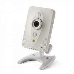 LEVEL ONE FCS-0031 H.264 MP 10/100 MBPS POE IP NET CAMERA WITH PIR