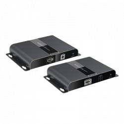 4K x 2K HDMI estensor sobre fibra óptica IP a 20Km
