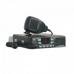 Radio digital 45 W, 450-520 MHz, 32 canales/2 zonas