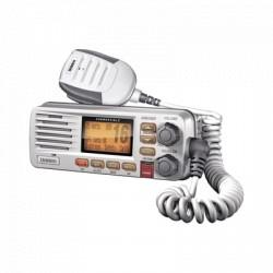 Radio Móvil Marino VHF, 25 W, Color Blanco