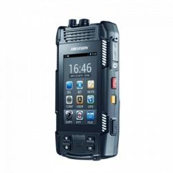 DVR Portátil / 3G / WIFI / GPS / Bluetooth / Autenticación Biométrica / Soporta Memoria SD / 1 Canal Audio y Video