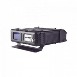 Videograbadora móvil de 4 canales, 4 canales de audio, GPS integrado y soporte para 2 memorias SD